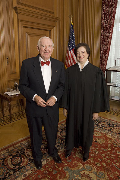 Image result for justice kagan justice marshall""